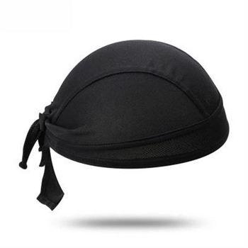 【米蘭精品】自行車頭巾遮陽運動頭巾經典素面流行百搭8色73fo2