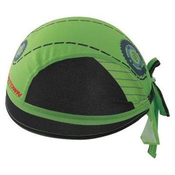 【米蘭精品】自行車頭巾遮陽運動頭巾獨特齒輪造型設計73fo38
