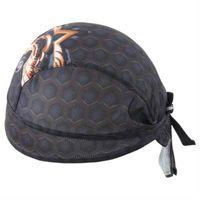 【米蘭精品】自行車頭巾抗紫外線運動頭巾帥氣創意羽翼造型73fo46