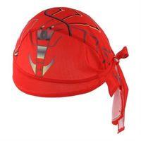 【米蘭精品】自行車頭巾抗紫外線運動頭巾酷炫造型線條設計73fo47