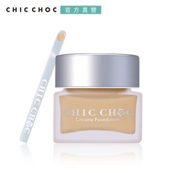 CHIC CHOC Baby touch水凝粉霜30g (兩色)