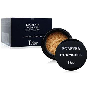 Dior迪奧 超完美持久氣墊粉餅4g體驗版#010