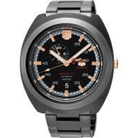 SEIKO 精工 5號盾牌60週年限定版機械錶-灰/45mm 4R37-01F0K(SSA315J1)