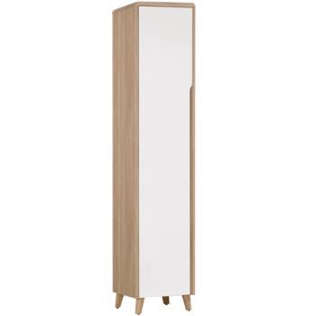 Bernice-萊羅1.3尺單門衣櫃