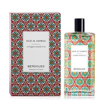 BERDOUES Grands Crus OUD AL SAHRAA 撒哈拉 – 東方沉香法式穿香水 100ml+品牌針管+護手霜
