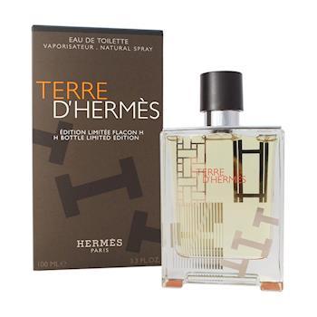 Hermes Terre D`Hermes 愛馬仕大地男性淡香水-限量版 100ml