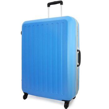 CROWN皇冠 LOJEL系列 輕量 鋁框 霧面19.5吋 拉桿箱/行李箱/旅行箱 CF-2857