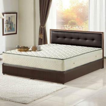 《新之森林》戀海風情加厚硬式獨立筒床墊-單人加大3.5x6.2尺