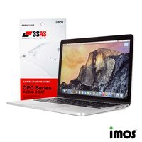 iMos Macbook Pro Retina 15吋 超疏水疏油效果保護貼