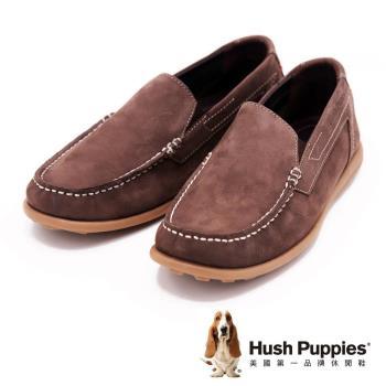 Hush Puppies 男士休閒直套式便鞋 男鞋