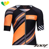 ZOOT 頂級風動力學(有袖)鐵人上衣(男)(彩紋粉) Z1706016