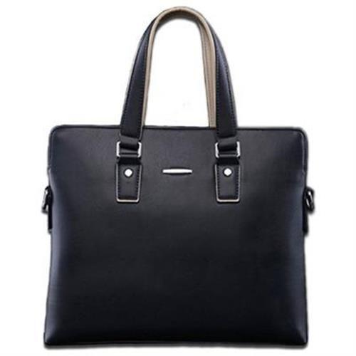 【米蘭精品】公事包真皮手提包歐美時尚低調奢華4款73io19