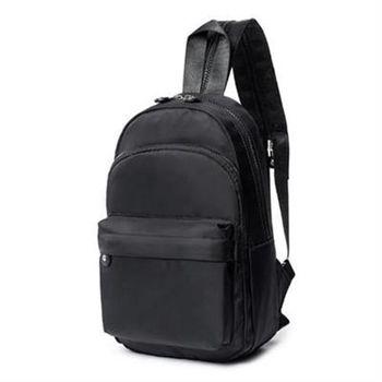 【米蘭精品】後背包尼龍雙肩包簡約時尚帥氣個性73in89