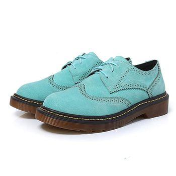 【Alice 】 (現貨+預購) 英倫復古百搭舒適牛津鞋