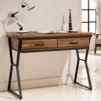Homelike 凱瑟琳工業風3.5尺書桌