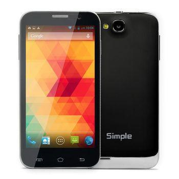 【拆封新品】Simple S138+ 5吋八核心雙卡雙待極速智慧手機