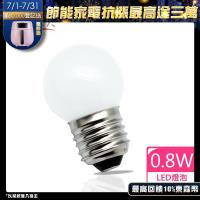 【LIBERTY利百代】0.8W  LED省電燈泡4入組 LB-08W
