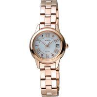 WIRED F Solar 東京女孩簡約時尚腕錶 V137-0CF0K 玫瑰金色 (AGED709J)