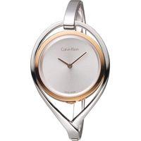Calvin Klein  light 精巧系列 復刻回憶時尚腕錶 K6L2SB16  (size  s)
