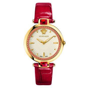凡賽斯驚艷水晶金腕錶
