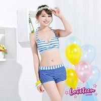 【LOVETEEN夏之戀】大女比基尼三件式泳裝A15708