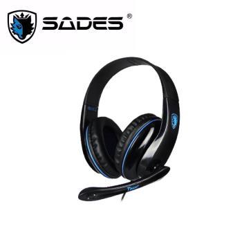 賽德斯 SADES  TPOWER 雷神之力 耳機麥克風  入門級超值電競耳機