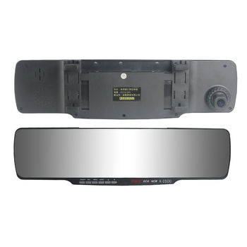 掃描者-K2500 1080P 後視鏡行車記錄器