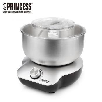 PRINCESS荷蘭公主桌上型4L不鏽鋼盆全能攪拌機220129
