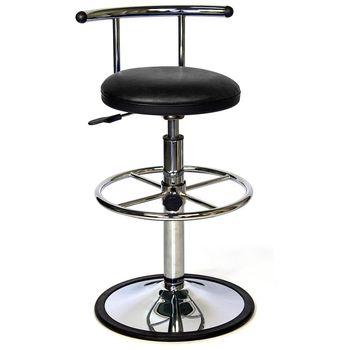aaronation 愛倫國度 - 100% 台灣製造吧台椅 YD-T06-1-九色可選