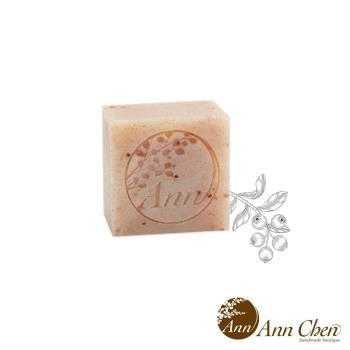 陳怡安手工皂-蔓越莓去角質80g 洗顏皂系列