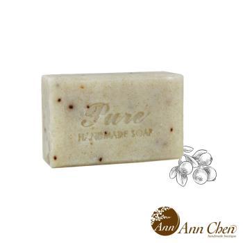 陳怡安手工皂-蔓越莓去角質手工皂110g 溫和淨柔系列