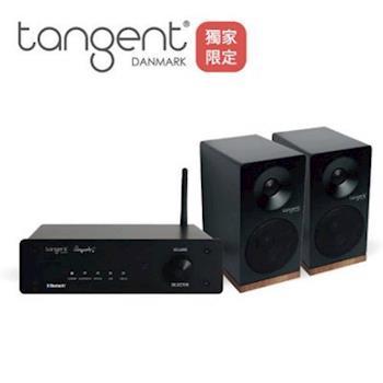 YAMAHA 無線美聲聆聽音響入門組 tangent AMPSTEP BT+SPECIRUM X4