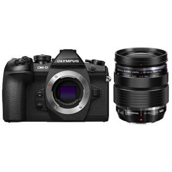 OLYMPUS 奧林巴斯 OM-D E-M1 Mark II + ED 12-40mm f2.8 單鏡組 單眼相機 (公司貨)