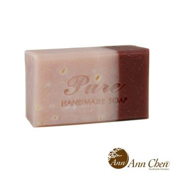 陳怡安手工皂-玫瑰燕麥手工皂110g 滋養潤滑系列
