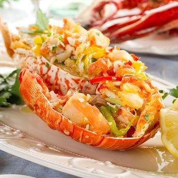 八方行 國宴指定龍蝦沙拉2包(500g/包)