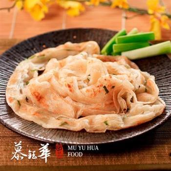 【慕鈺華】三星蔥抓餅2包( 7片/包)