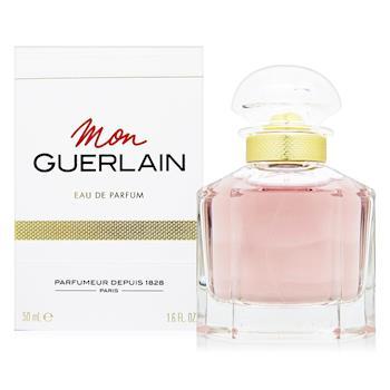 GUERLAIN嬌蘭 Mon Guerlain我的印記淡香精50ml公司貨