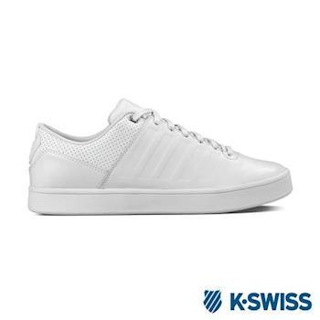K-Swiss Court Westan運動休閒鞋-男-白