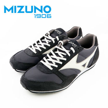 【Mizuno 美津濃】  Mizuno 1906 限量 男女休閒款慢跑鞋