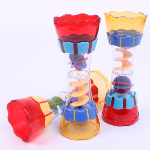 兒童水流觀測杯洗澡學習玩具