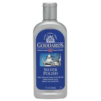 【Goddards】銀製品清潔乳(7oz/210ml)*2