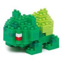 【Nanoblock 迷你積木】妙蛙種子 NBPM-003