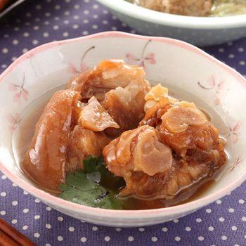 料里長 筍片滷豬腳5包組(250g/包)