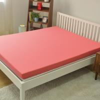 IDENG 複合9cm雙層床墊─ 乳膠+備長炭-雙人5尺
