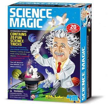 【4M】科學探索系列 - 科學魔術 00-03265