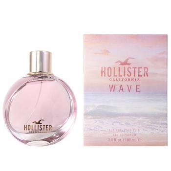 HOLLISTER CALIFORNIA WAVE 加洲夕陽女性淡香水精 100ml