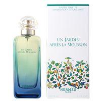 Hermes Un Jardin Apres La Mousson 印度花園中性淡香水  100ML