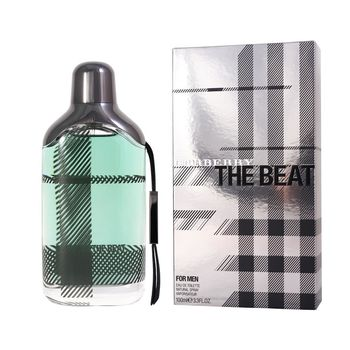 BURBERRY The Beat 節奏男性淡香水 100ml