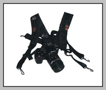 JENOVA吉尼佛TW-309雙肩背帶~將您的側背包變成登山型的攝影背包~讚~實用性高