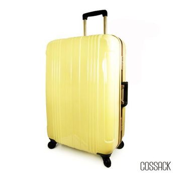 COSSACK PRACTICAL實質系列II代 20吋 德國PC拜耳 鋁框 行李箱 旅行箱 2026